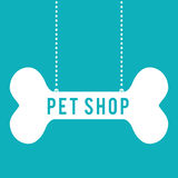 Pet design. Royalty Free Stock Image