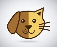 Pet design Royalty Free Stock Photos