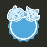 Pet design Royalty Free Stock Image