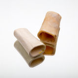Pet dog bone chew toy Stock Image