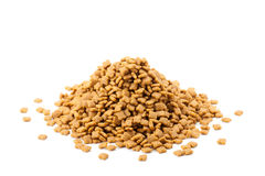 Pet dried food Royalty Free Stock Photo