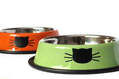 Pet Feeding Bowl Stock Image