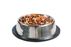 Pet food royalty free stock photography