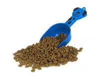 Pet food serving Stock Photos