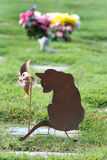Pet Grave Marker Royalty Free Stock Photography