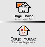 Pet House Logos Stock Photos
