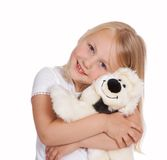 Pet hug Stock Images