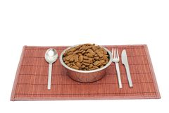 Pet meal Royalty Free Stock Photography