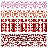 Pet pattern Royalty Free Stock Image