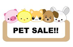 Pet Sale Stock Images