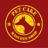 Pet seal Stock Photo