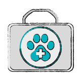 Pet shop design Stock Photography