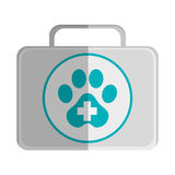 Pet shop design Royalty Free Stock Photos