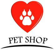 Pet shop symbol Stock Photography