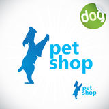 Pet Shop Symbol Royalty Free Stock Photography