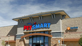 Pet Smart Store/Banfield Vet Hospital Stock Photos