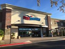 Pet Smart Storefront Stock Images