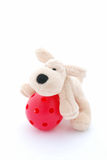 Pet soft toy Royalty Free Stock Photo