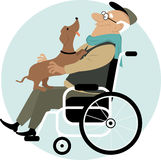 Pet therapy Stock Images