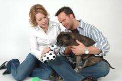Pet Training royalty free stock photo