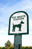 Pet Waste Royalty Free Stock Images