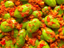 Petai beans Stock Images
