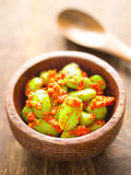 Petai beans Stock Image