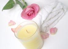 petal rose spa Στοκ εικόνες με δικαίωμα ελεύθερης χρήσης