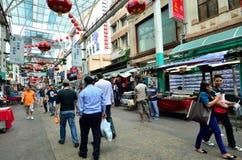 petaling οδός Στοκ Εικόνα