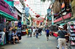 petaling gata Royaltyfri Foto
