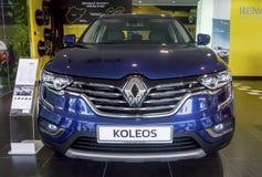 Renault Koleos SUV Royalty Free Stock Photos
