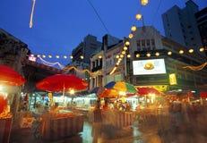 Petaling Street (Chinatown), Kuala Lumpur, Malaysia Royalty Free Stock Images