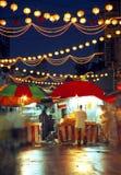 Petalingsstraat (Chinatown), Kuala Lumpur, Maleisië stock foto's