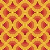 Petals pattern Stock Image