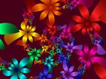 Petals4 Stock Foto