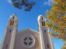 Petaluma Catholic Church Royalty Free Stock Photo