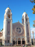 Petaluma Catholic Church Stock Photos