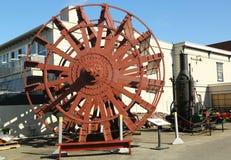 The Petaluma sternwheel in San Francisco Maritime National Historical Park Stock Image