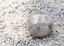 petanque шарика Стоковые Фотографии RF