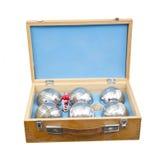 petanque шариков Стоковая Фотография RF