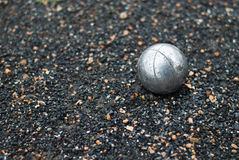 Petanque_1 Royalty Free Stock Image