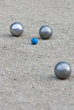 petanque Obrazy Royalty Free