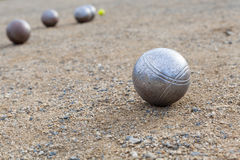 Petanque foto de stock royalty free