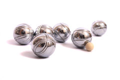 Petanque Royalty Free Stock Photography