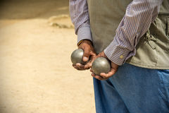 Petanque Royalty Free Stock Images