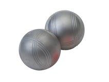petanque metall шариков Стоковое Фото
