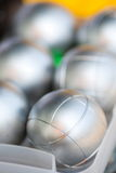 Petanque Royalty Free Stock Photo