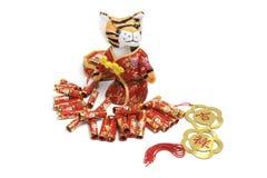 petard miękka tygrysa zabawka Obrazy Royalty Free