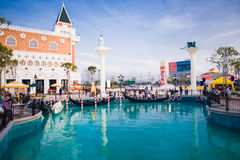 PETCHABURI, THAILAND - DECEMBER 13, 2013 : The Venezia Hua Hin Stock Images