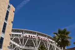 Petco Park Royalty Free Stock Photo